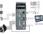 Kết nối, lập trình PLC delta với Servo ADTECH